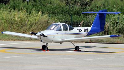 TC-TOM - Piper PA-38-112 Tomahawk - Private