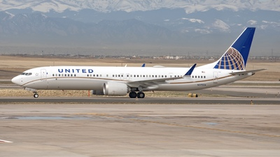 A picture of N37504 - Boeing 737 MAX 9 - United Airlines - © Emerald City Aviation