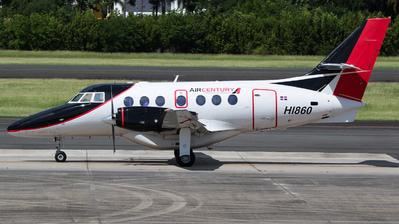 A picture of HI860 - BAe Jetstream 3201 - Air Century - © Marcos Perez Sanchez