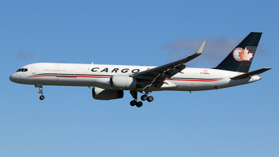 C-FGKJ - Boeing 757-223(SF) - Cargojet Airways