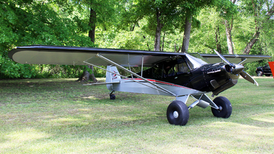 N774MM - Cub Crafters CC-11-160 Carbon Cub SS - Private