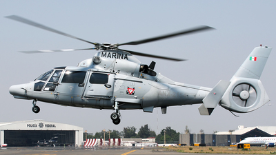 ANX-2154 - Eurocopter AS 565MB Panther - Mexico - Navy