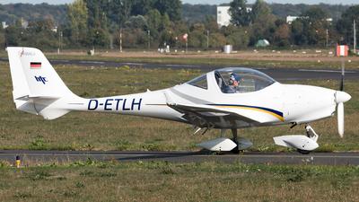 D-ETLH - Aquila A210 - HFC - Hanseatischer Fliegerclub Frankfurt