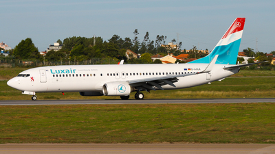 D-AXLK - Boeing 737-86J - Luxair - Luxembourg Airlines (XL Airways France)