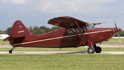 N8883K - Stinson 108-1 Voyager - Private