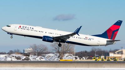 N840DN - Boeing 737-932ER - Delta Air Lines