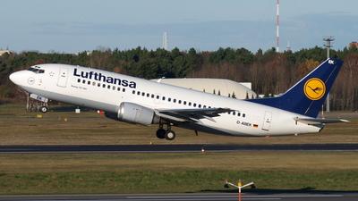 D-ABEK - Boeing 737-330 - Lufthansa