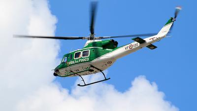 CFS20AA - Agusta-Bell AB-412SP - Italy - Vigili del Fuoco