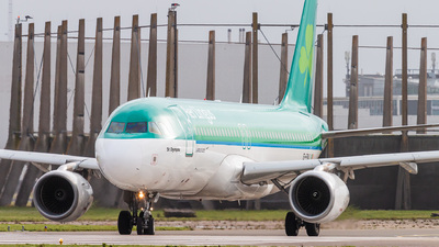 A picture of EIFNJ - Airbus A320216 - Aer Lingus - © KomradAlexey