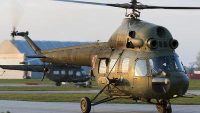 7840 - PZL-Swidnik Mi-2 Hoplite - Poland - Army
