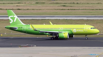VP-BWN - Airbus A320-271N - S7 Airlines
