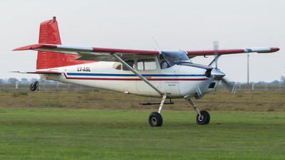 LV-ASL - Cessna 185D Skywagon - Private