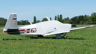 D-EMOR - Mooney M20J - Private
