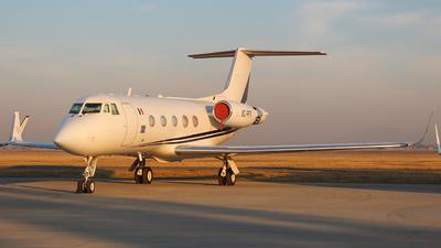 XC-PFT - Gulfstream G-II(SP) - Mexico - Police
