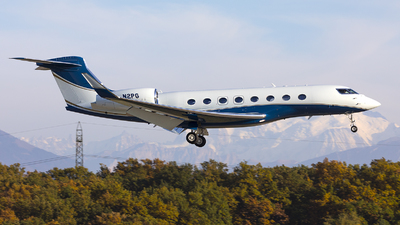 N2PG - Gulfstream G650ER - Private