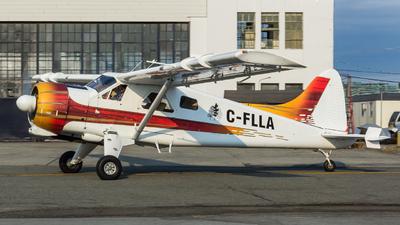 C-FLLA - De Havilland Canada DHC-2 Mk.I Beaver - Private