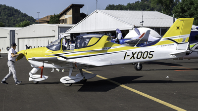 I-X005 - Tecnam P2002 Sierra Mk2 - Private