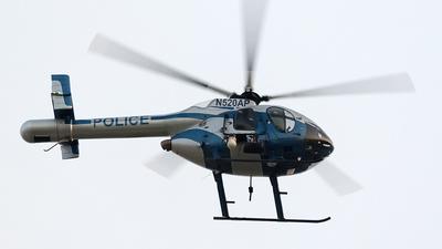 A picture of N520AP - MD Helicopters MD 520N - [LN095] - © Felipe Garcia
