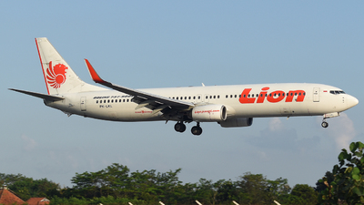 A picture of PKLKL - Boeing 7379GP(ER) - Lion Air - © Cahyadi Prabowo