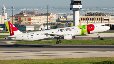 A picture of CSTJG - Airbus A321211 - TAP Air Portugal - © Rui Marques