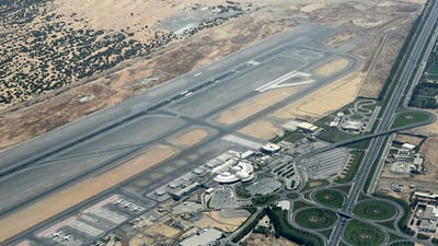 OMSJ - Airport - Airport Overview