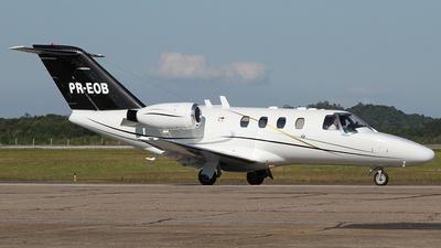 PR-EOB - Cessna 525 CitationJet 1 - Private
