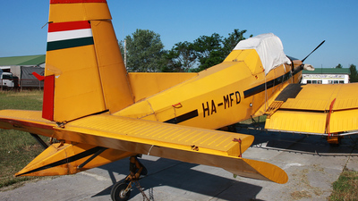HA--MFD - Let Z-37T Agro turbo - Private