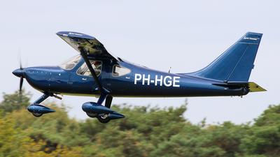 PH-HGE - Glasair Sportsman 2+2 - Private