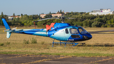 F-OHAM - Eurocopter AS 350B2 Ecureuil - Private