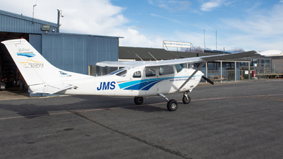 ZK-JMS - Cessna U206F Stationair - Southern Alps Air