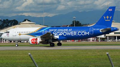 A picture of HSABX - Airbus A320214 - AirAsia - © SOMPOL JUNLAMART