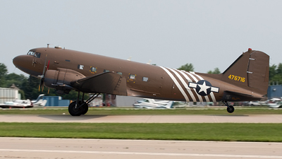 N8704 - Douglas C-47B Skytrain - Private
