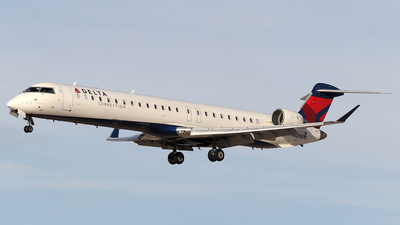 N820SK - Bombardier CRJ-900ER - Delta Connection (SkyWest Airlines)