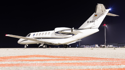 D-IKBO - Cessna 525A CitationJet 2 Plus - Private