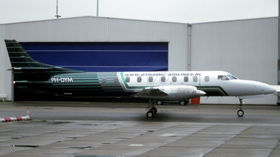 PH-DYM - Fairchild SA227-AC Metro III - Dynamic Airlines