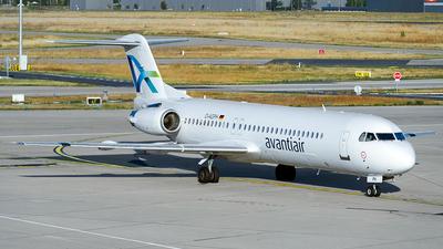D-AGPH - Fokker 100 - Avanti Air