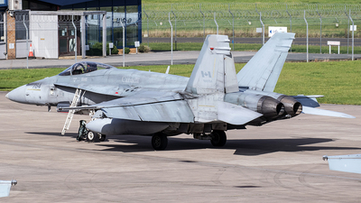 188784 - McDonnell Douglas CF-188 Hornet - Canada - Royal Canadian Air Force (RCAF)