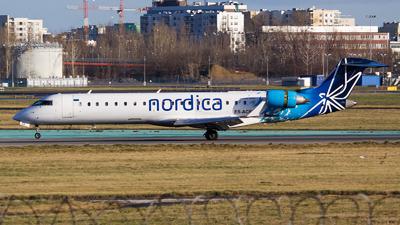 ES-ACE - Bombardier CRJ-701ER - Nordica