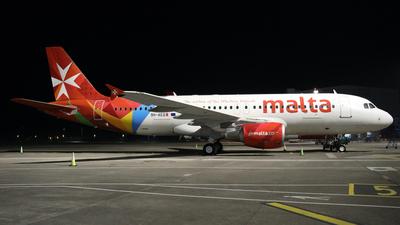 A picture of 9HAEQ - Airbus A320214 - Air Malta - © PAUL QUINN