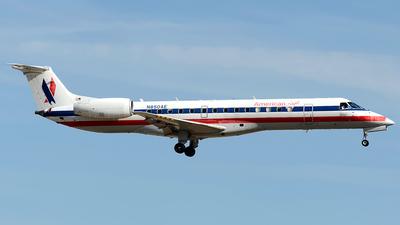 N850AE - Embraer ERJ-140LR - American Eagle