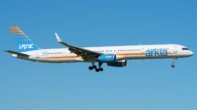 4X-BAU - Boeing 757-3E7 - Arkia Israeli Airlines