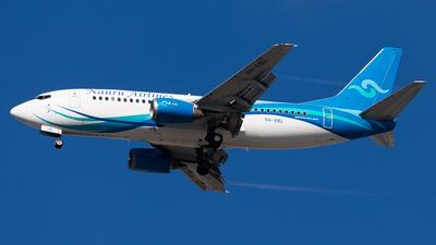 VH-XNU - Boeing 737-319 - Nauru Airlines