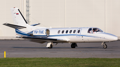 YU-TUC - Cessna 550B Citation Bravo - Air Pink