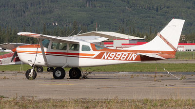N9981N - Cessna U206G Stationair - Private
