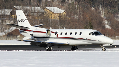 G-ZENT - Cessna 560XL Citation XLS - Private