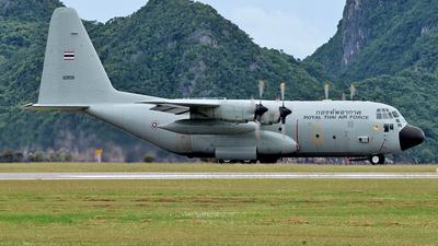 L8-8/33 - Lockheed C-130H Hercules - Thailand - Royal Thai Air Force
