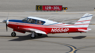 A picture of N6684P - Piper PA24250 Comanche - [241808] - © BaszB