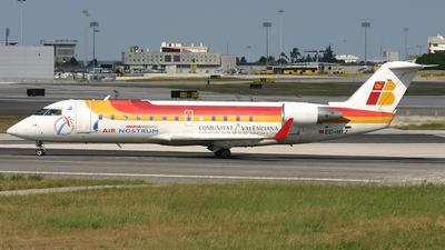 EC-HTZ - Bombardier CRJ-200ER - Iberia Regional (Air Nostrum)