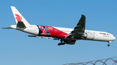 A picture of B2047 - Boeing 77739L(ER) - Air China - © Janson Button
