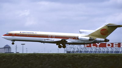 N88703 - Boeing 727-224 - Continental Airlines